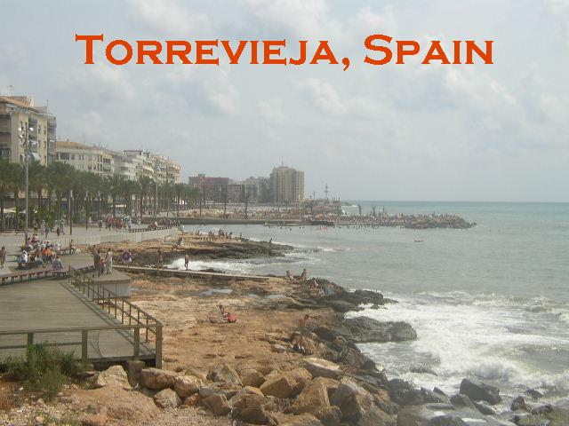 Torrevieja Spain  city images : Vacations In Torrevieja. Spain